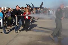 Outgoing wing commander makes final Raptor flight (Virginia Guard Public Affairs) Tags: usa virginia langleyairforcebase