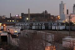 kink amuse mole dabs thuggy buggy everk (JAMBA!!!) Tags: chicago graffiti mole agu 126 kink dabs amuse bta noteef evark thuggybuggy
