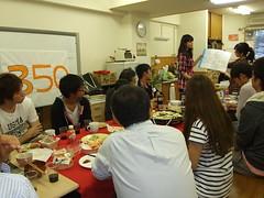 Tokyo Japan (350.org) Tags: japan tokyo 350 21303 350ppm uploadsthrough350org actionreport oct10event