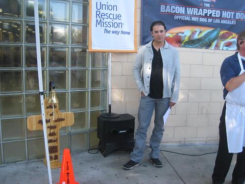 Andre Ethier - Union Rescue Mission