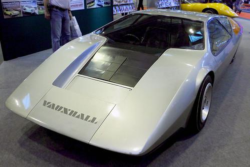 Frankfurt, 1973 - Vauxhall SRV