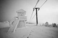 frozen hut (Big White Resort) Tags: winter snowboarding skiing bc kelowna bigwhite tbar snowghosts frozenhut