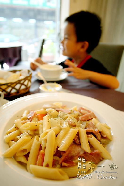 [三峽義式餐廳美食] 米嵐咖啡館