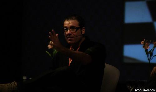 #InterCon2010 - Maurício Ricardo (Charges)