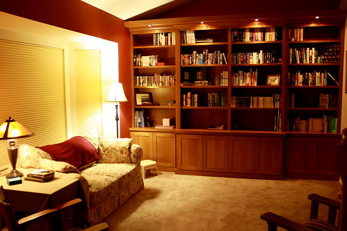 Bookshelves: Filled 2