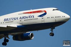 G-CIVF - 25434 - British Airways - Boeing 747-436 - Heathrow - 100617 - Steven Gray - IMG_4013