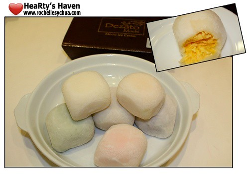mochi ice cream parvati