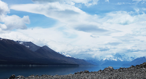 Lake Pukaki, day 14