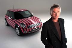 Paul Weller MINI (bigblogg) Tags: charity mini cooper paulweller r56 modrocklegend