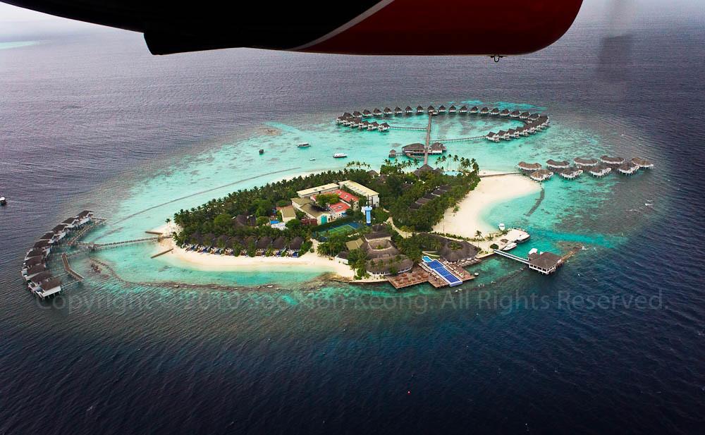 entara Grand Island Resort & Spa Maldives