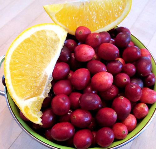 Cranberry Relish!
