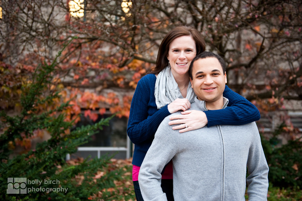 Autumn + Josh | Champaign + Urbana engagement session