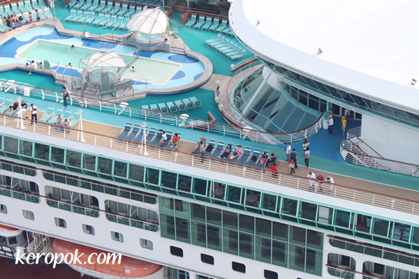 Royal Caribbean Cruise - Legends of the Seas