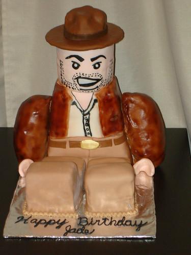 lego indiana cake 005