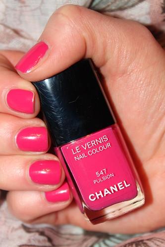 Chanel Pulsion