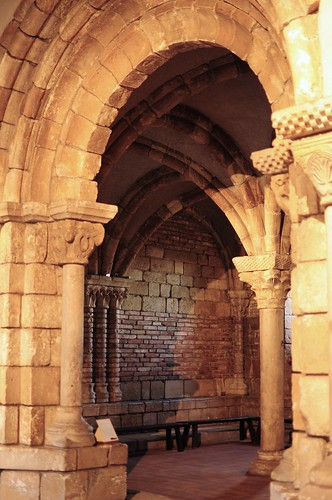 The Cloisters Stonework