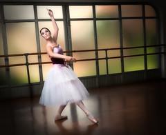 Ballerina (Alfredo11) Tags: ballet woman classic dance mujer ballerina expression danza young clasico bailarina joven