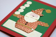 Japanese Paper Quilting Christmas Class- November 2010 (Craft Fancy) Tags: japanesepaperquilting