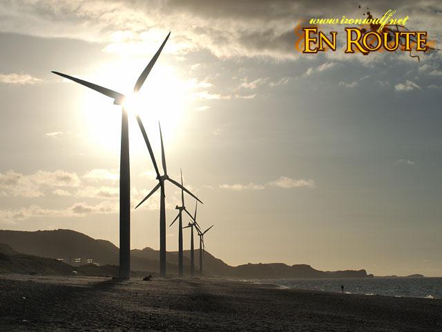 Windmill Sunburst