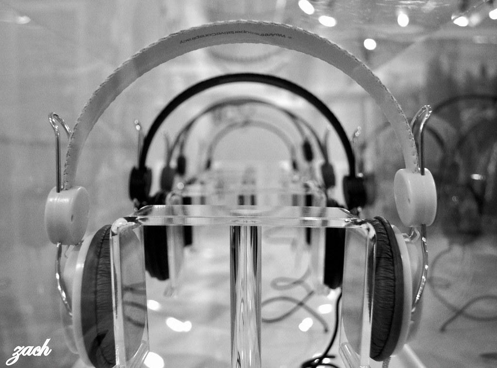 Headphones at Norml
