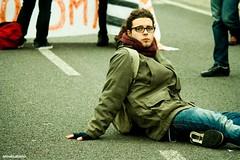 30.11.2010 - Street Parade, Padova (Sherwood Lab) Tags: streetparade mobilitazione 2010 padova sherwood manifestazione studentesca ddlgelmini annalisabano sherwoodpadova
