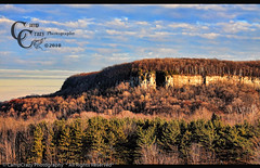 Kelso Cliffs (CampCrazy Photography) Tags: park autumn sky ontario mountains fall forest landscape cliffs milton hdr kelsoconservation campcrazyphotography serenalivingston
