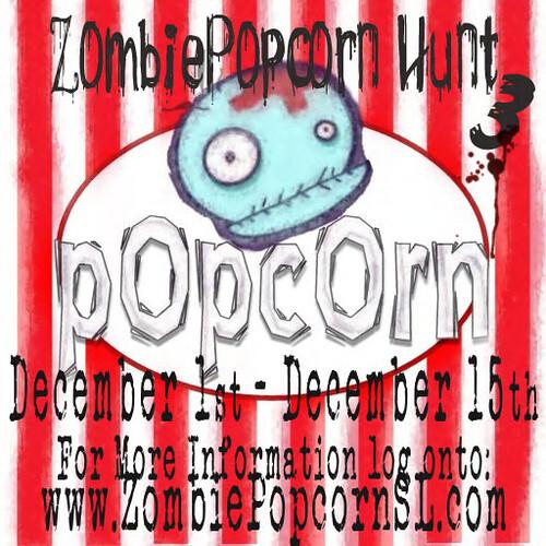 ZombiePopcorn Hunt 3