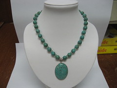 turquoise necklace01