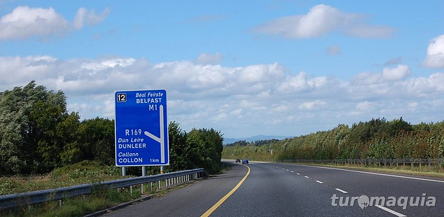 M1 - Irlanda