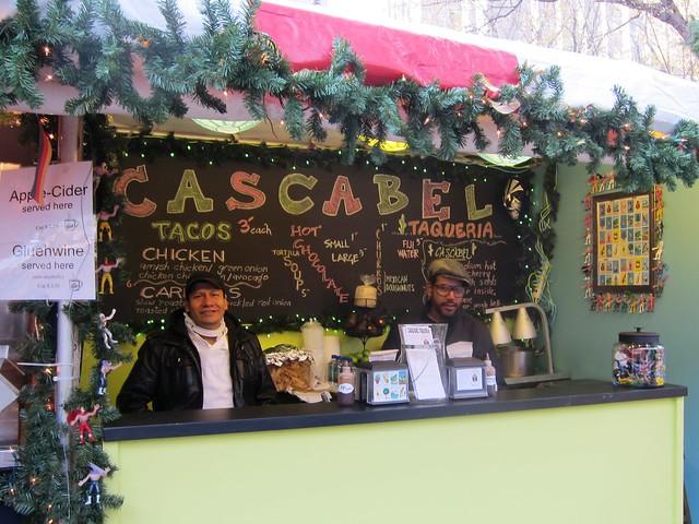 Cascabel menu