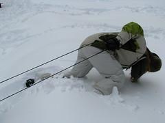 IMG_4956 (kmf221) Tags: park nyc winter snow dogs kids brooklyn prospectpark sleds 2011