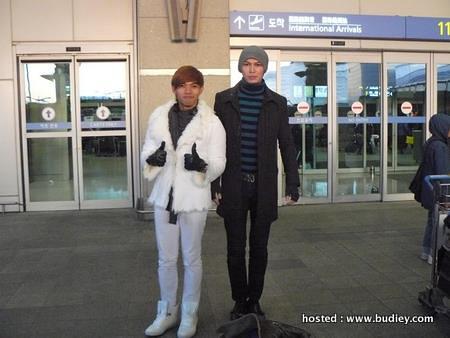 Dior &Amp; Wilson Di Inchon Airport,Korea