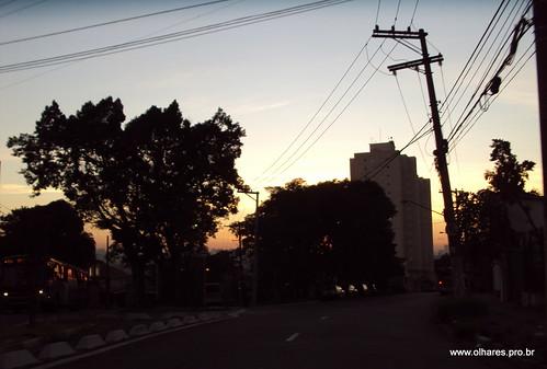 Amanhecer no Jaguaré 09/02/2011