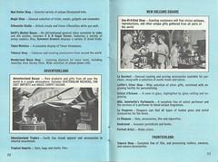 1968 Disneyland Guide Book (Stabbur's Master) Tags: disneyland disneylandguidebook 1968disneylandguidebook 1960sdisneyland 1960s losangeles amusementpark themepark adventureland neworleanssquare disneylandmainstreet frontierland