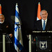 Signing of MOU's between Israel and India
