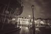 "moody fine art night B&W view around the Vieux Bassin of Honfleur - sleeping carousel, Hotel de Ville, Calvados, Normandy France (grumpybaldprof) Tags: honfleur normandy normandie france calvados noiretblanc ""blackandwhite"" ""blackwhite"" monochrome bw fineart artistic moody mood atmosphere night nocturnal hoteldeville ""vieuxbassin"" ""oldharbour"" ""quaistecatherine"" ""quaiquarantaine"" quai ""quaistetienne"" ""stecatherine"" ""lalieutenance"" quarantaine water boats sails ships harbour historic old ancient monument picturesque restaurants bars town port lights reflection architecture buildings mooring sailing stone collombage halftimbered yachts carousel merrygoround reflections ""waterreflections ""wetreflections""funfair ""eglisesaitecatherine"" canon 70d ""canon70d"" sigma 1020 1020mm f456 ""sigma1020mmf456dchsm"" wideangle ultrawideangle nightscape clouds lamppost longexposure"