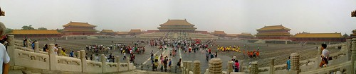 Forbidden City Panorama