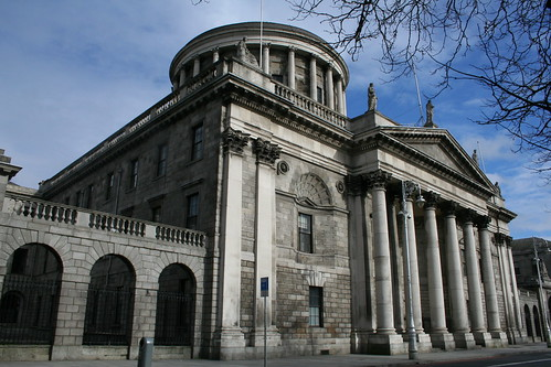 2010.02.27 Dublin 13 Inns Quay 06 Four Courts