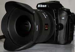 My Old Cam Nikon D90 with Sigma 10-20mm (Safwan Babtain -  ) Tags: lens nikon sigma 1020mm safwan d90      babtain
