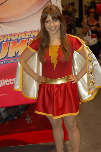Comic Con 2010: Mary Marvel