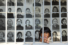The Long Awaited Trial -Tuol Sleng, S21 Chief sentenced. (Mio Cade) Tags: boy woman man men girl children bash asia cambodia kill peace victim prison torture hate hatred genocide phnom reportage penh s21 forgiveness sleng tuol duch repentent