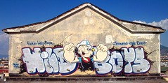 Rota-Zeus40 Naples 2010' (Zeus40 and Wildboys) Tags: italy pencil naples opium rota wildboys zeus40