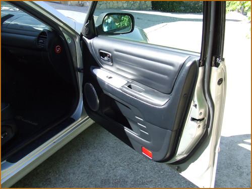 Detallado interior integral Lexus IS200-51