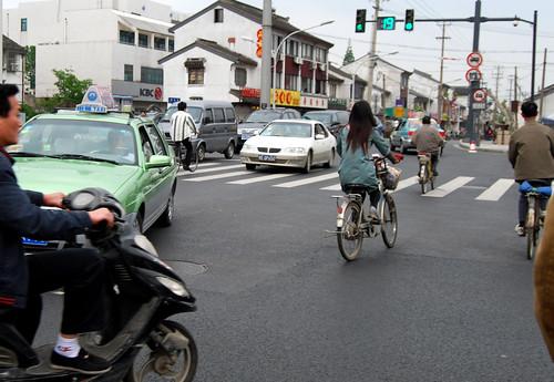 o61 - Sūzhōu Traffic