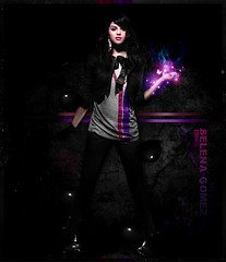 Selena Gomez (~Stranger) Tags: pink justin baby self soldier lights star kiss montana flickr hanna place tell magic violet scene stranger disney teen your idol taylor express selena gomez naturally blend the bieber feat weverly