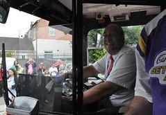 Last Metro Bus Driver (photobobuk - Robert Jones) Tags: green acocks