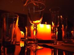 Candlelight shooting mode