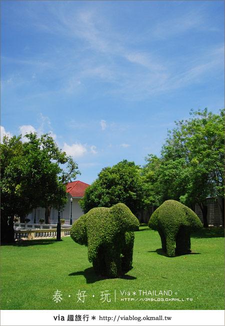 【泰國旅遊】大城之旅|泰皇的渡假聖堂~芭茵夏宮33