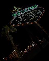 Welcome to Las Vegas (Josh Taylor - Angry Beard Photo) Tags: las vegas sign night nikon neon boulevard nevada josh taylor 28 welcome d3 1424 joshtaylorphotography angrybeardphoto wwwangrybeardphotocom