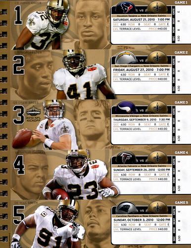 New Orleans Saints Tickets | SeatGeek